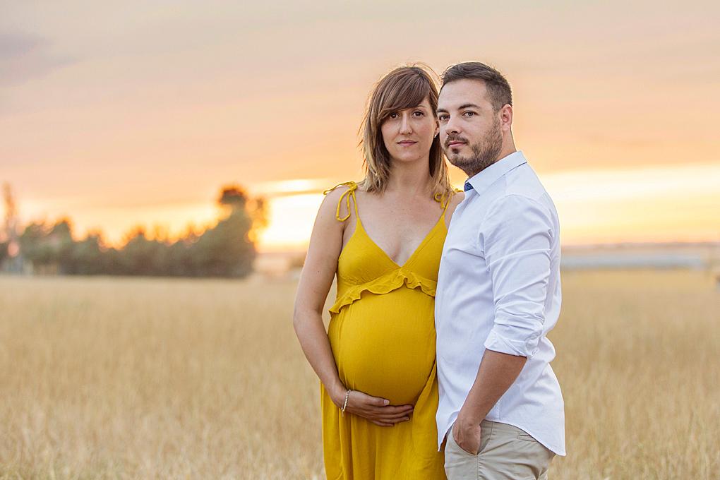 Fotografo embarazadas en San Sebastián de los Reyes